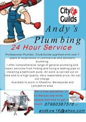 Andy's Plumbing&Home Maintenance