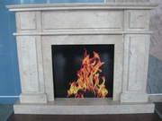 CREMANOVA Marble Fireplace